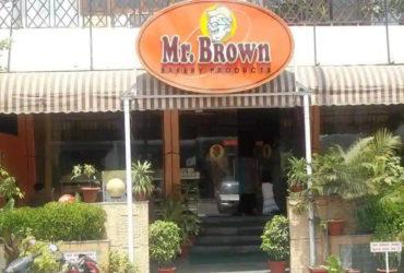Mr. Brown, Hazratganj, Lucknow