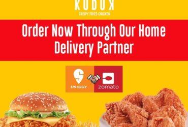 Kuduk Chicken (best fried chicken in lucknow)